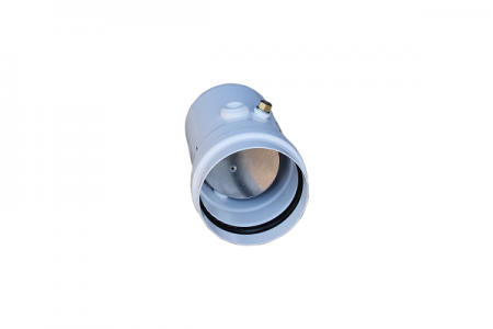 Регулятор подачи воздуха ∅ 80 мм с измерителем
