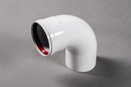 Отвод колено 90 гр.Ø 80 мм