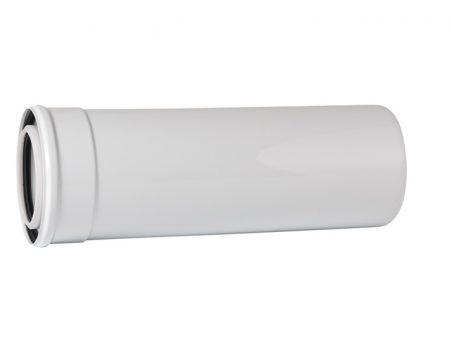 CE11-LN-0,5 Коаксиальная труба дымохода Ø110/160 мм Длина 0,5м Ø110 мм - ПП, Ø160 мм АЛ